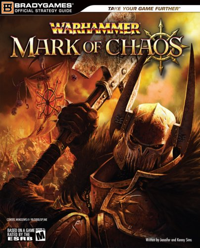 9780744006032: Warhammer: Mark of Chaos Official Strategy Guide