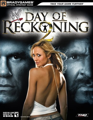 9780744006056: WWE Day of Reckoning 2 Official Strategy Guide (Official Strategy Guides (Bradygames)) (No. 2)