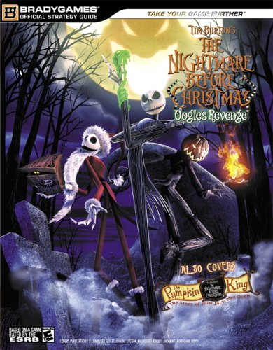 9780744006186: Tim Burton's The Nightmare Before Christmas¿: Oogie's Revenge OfficialStrategy Guide (Official Strategy Guides (Bradygames))