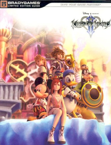9780744006247: Kingdom Hearts II Limited Edition Strategy Guide (Official Strategy Guides)