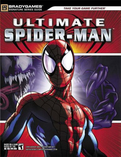 9780744006278: Ultimate Spider-Man  Official Strategy Guide (Official Strategy Guides (Bradygames))