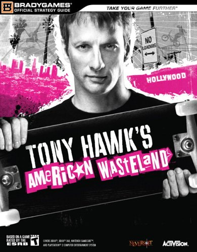 Tony Hawk's American Wasteland(tm) Official Strategy Guide (Official Strategy Guides (Bradygames)) (0744006287) by BradyGames