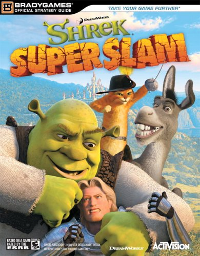 9780744006315: Shrek¿ SuperSlam Official Strategy Guide (Bradygames Take Your Games Further)