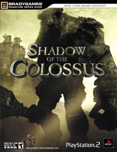 9780744006438: OSG Shadow the Colossus (Official Strategy Guides (Bradygames))