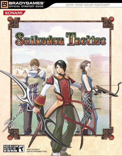 Suikoden Tactics Official Strategy Guide (9780744006469) by BradyGames
