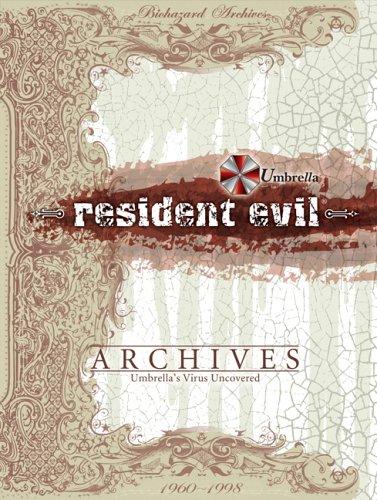 9780744006551: Resident Evil Archives: Umbrella's Virus Uncovered