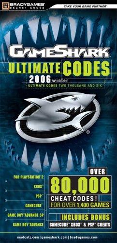 9780744006636: GameShark¿ Ultimate Codes 2006