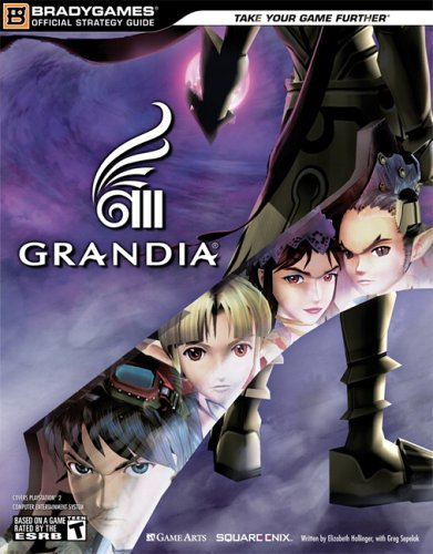 9780744007015: Grandia III Official Strategy Guide (Official Strategy Guides)