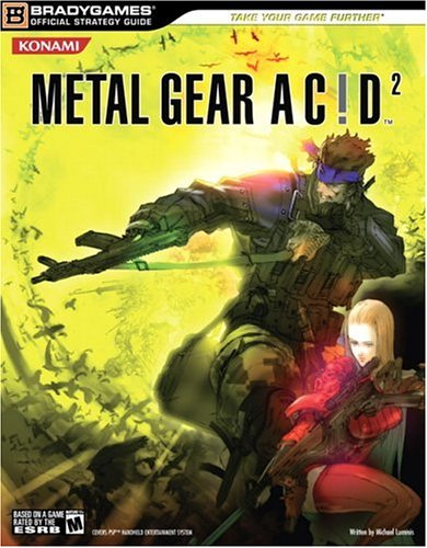 9780744007565: Metal Gear Acid(tm) 2 Official Strategy Guide (Official Strategy Guides (Bradygames))