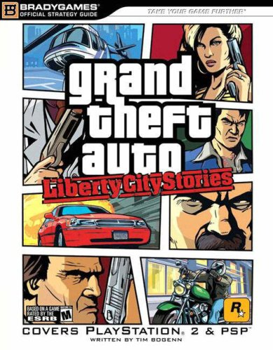 9780744007633: Grand Theft Auto Liberty City Stories - Official Strategy Guide for PlayStation 2