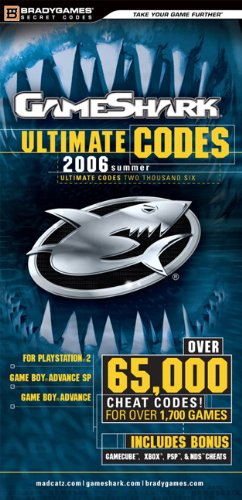 9780744008029: Gameshark Ultimate Codes 2006: Summer