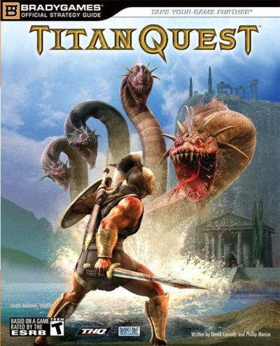 9780744008067: Titan Quest Official Strategy Guide (PC Game Books)