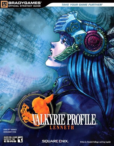 9780744008289: Valkyrie Profile: Lenneth Official Strategy Guide