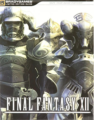 9780744008340: Final Fantasy XII: Limited Edition Guide