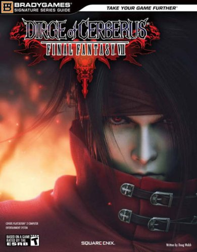 9780744008357: Final Fantasy VII: Dirge of Cerberus Signature Series (Signature Series Guide)