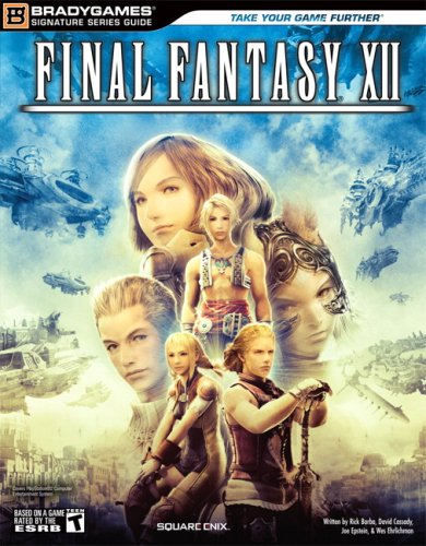 9780744008371: Final Fantasy XII Signature Series Guide (Bradygames Signature Guides)