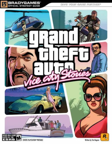 Grand Theft Auto: Vice City Stories Official Strategy Guide for PlayStation Portable (Bradygames): ...