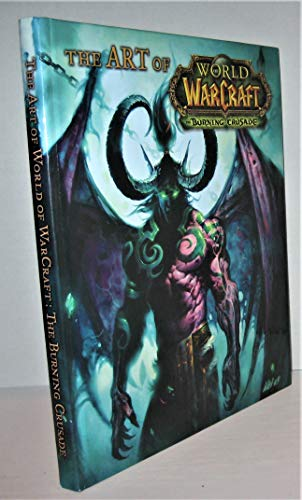 9780744008494: The Art of World of Warcraft: The Burning Crusade
