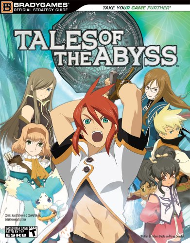 9780744008524: Tales of the Abyss Official Strategy Guide (Bradygames Official Strategy Guide)