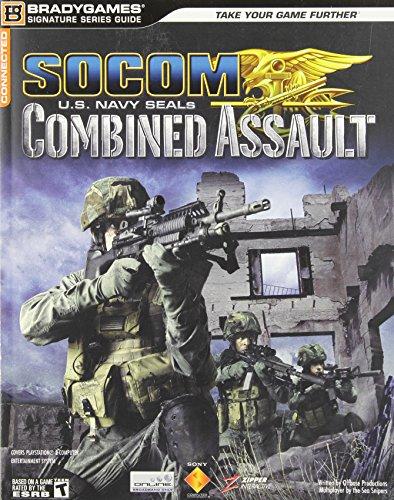 9780744008579: Socom U.S. Navy Seals Combined Assault: Signature Series Guide