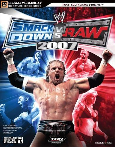 9780744008586: WWE Smackdown Vs Raw 2007: Official Strategy Guide