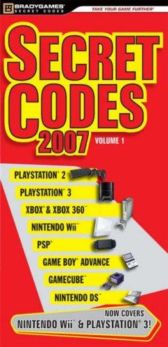 9780744008869: Secret Codes 2007 (Cheat Code: Overload)