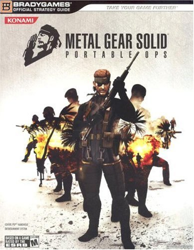 9780744008906: Metal Gear Solid: Portable Ops Official Strategy Guide