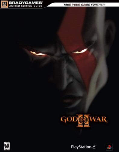 9780744008982: God of War II Limited Edition Strategy Guide (Bradygames Strategy Guides) (Bradygames Strategy Guides)