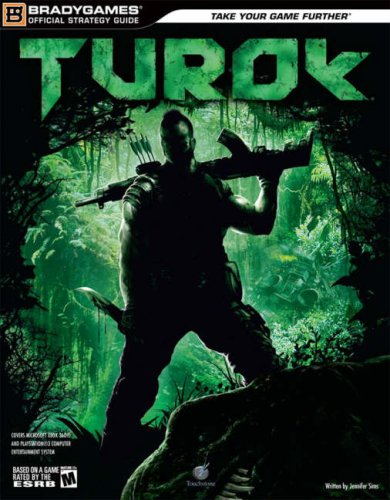9780744009033: Turok Official Strategy Guide (Bradygames Official Strategy Guide)