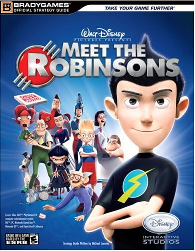 9780744009064: Meet the Robinsons Official Strategy Guide (Official Strategy Guides (Bradygames))