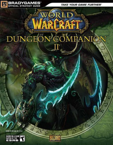 9780744009125: World of WarCraft Dungeon Companion, Volume 2 (Official Strategy Guides (Bradygames))