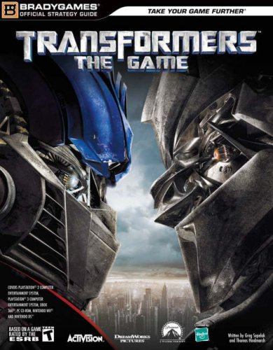 9780744009149: Transformers Official Strategy Guide (Official Strategy Guides (Bradygames))