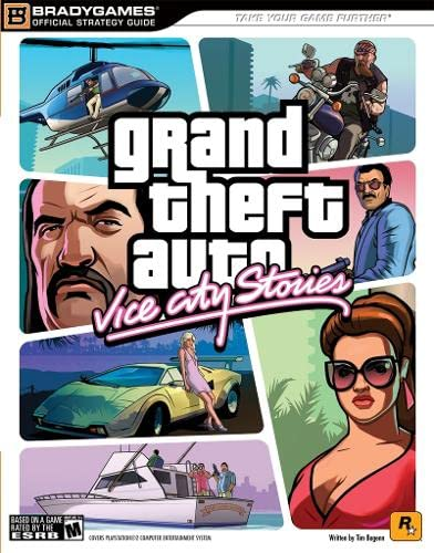 9780744009163: Grand Theft Auto: Vice City Stories Official Strategy Guide for PS2 (Official Strategy Guide Ps2)