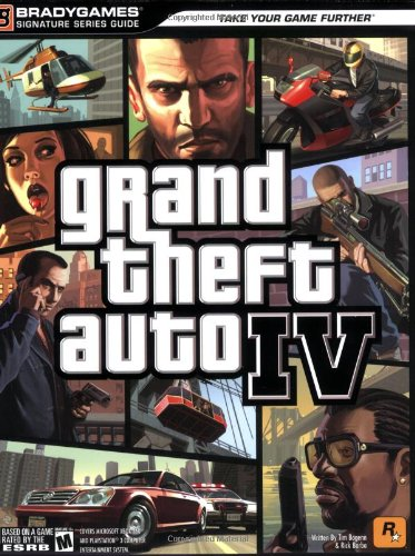 9780744009330: Grand Theft Auto IV Signature Series Guide