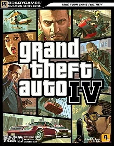 9780744009330: Grand Theft Auto IV Signature Series Guide