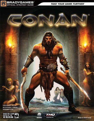 9780744009446: Conan Official Strategy Guide (Official Strategy Guides (Bradygames))