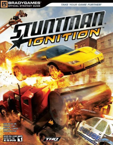 9780744009569: BG: Stuntman: Ignition Official Strategy Guide