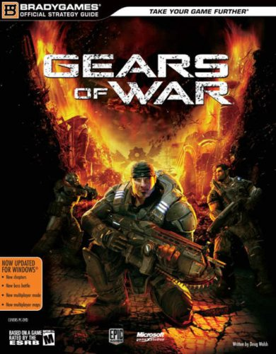 9780744009705: Gears of War: Official Strategy Guide, Updated for PC