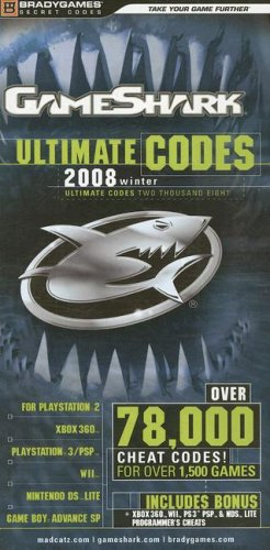 9780744009927: GameShark Ultimate Codes 2008