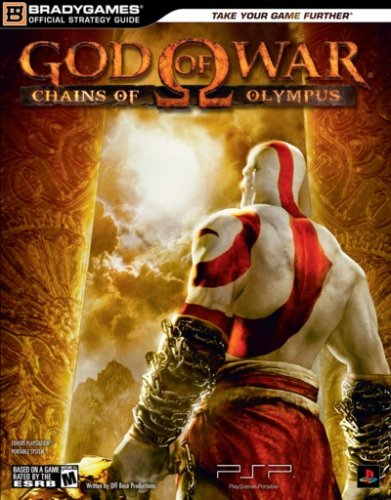 9780744009996: God of War: Chains of Olympus (Official Strategy Guides (Bradygames))