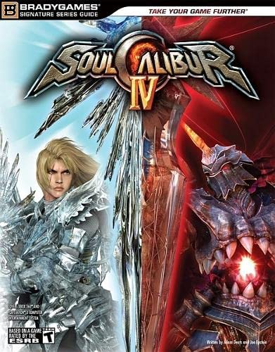 9780744010060: Soulcalibur IV Signature Series Fighter's Guide (Bradygames Signature Guides)