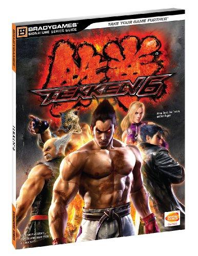 9780744010107: Tekken 6 Signature Series Strategy Guide