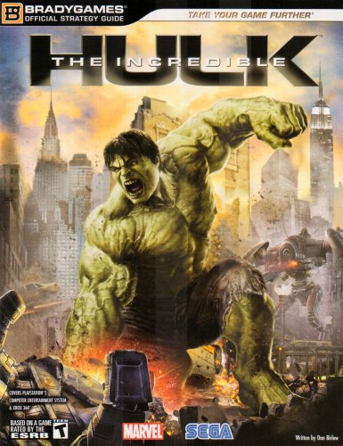 9780744010183: The Incredible Hulk Official Strategy Guide (Brady Games Official Strategy Guides)