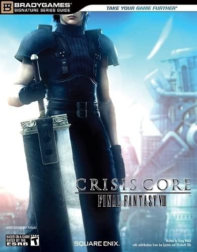 9780744010244: Crisis Core: Final Fantasy VII Signature Series Guide (Bradygames Signature Series Guides)