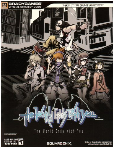 9780744010282: The World Ends With You Official Strategy Guide