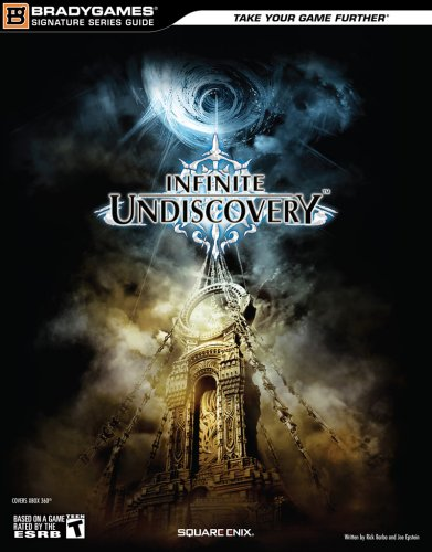 9780744010367: Infinite Undiscovery Signature Series Strategy Guide (Brady Games)