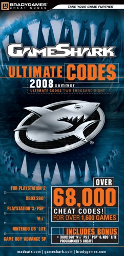 9780744010428: Gameshark Ultimate Codes 2008 Summer