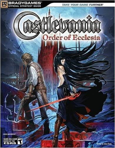 9780744010480: Castlevania: The Order of Ecclesia Official Strategy Guide (Official Strategy Guides (Bradygames))