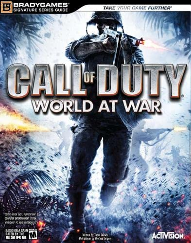 9780744010565: Call of Duty: World at War Signature Series Guide