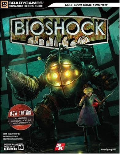 9780744010619: Bioshock Signature Series Guide (PS3) (Brady Games)